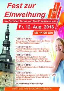 Plakat Einweihung Turm3